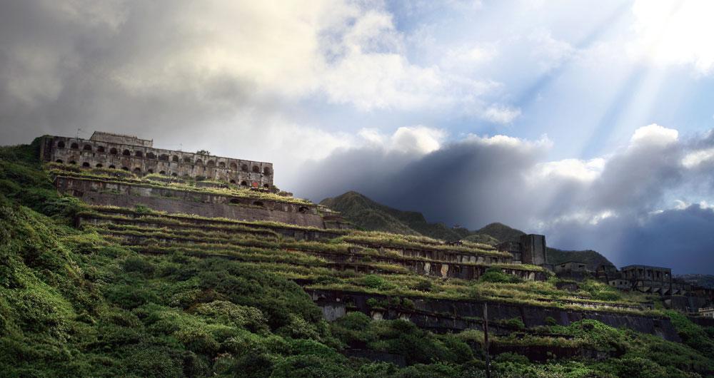 水金九礦業遺址 Shuei-Jin-Jiou Mining Sites